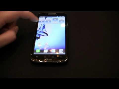 "Motorola Atrix 2 Hands On - 4.3"" Android Smartphone"