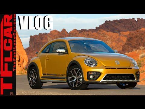 2016 Volkswagen Beetle Dune First Drive Review Baja Bug Reimagined You