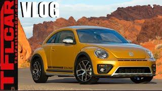 Volkswagen Beetle Dune Concept 2014 Videos