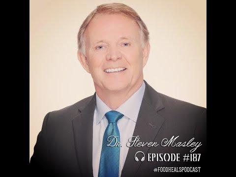 Food Heals Podcast #187 Take Years Off Your Brain in Just Minutes a Day with Dr. Masley