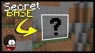 Minecraft: How To Make A Secret base Tutorial (#2)