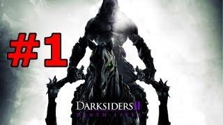 Darksiders 2 Comentado en español PS3 Parte 1