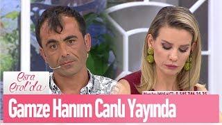 Gamze Hanım canlı yayında... - Esra Erol'da 19 Haziran 2019