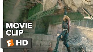 Avengers: Age of Ultron Movie CLIP - Bridge Rescue (2015) - Chris Evans Superhero Movie HD
