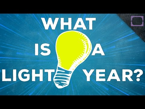 What Is A Light-Year?