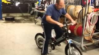 2wd x5303 death bike