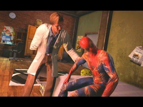 The Amazing Spider-Man (Video Game) Walkthrough - Chapter 6: Smythe Strikes Back!