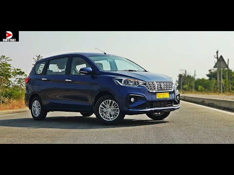 Maruti Ertiga Diesel Petrol First Drive Review Most Detailed #Cars@Dinos