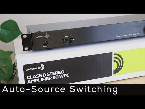 Dayton Audio APA 102 Product Spotlight