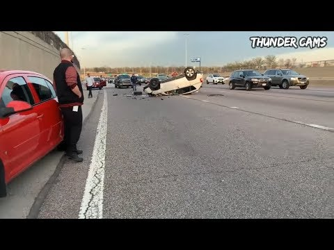 Unbelievable Car Crash
