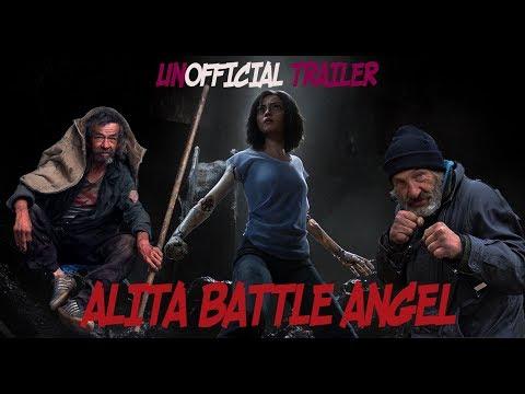 Алита Боевой Ангел - Русский антитрейлер. Alita battle angel
