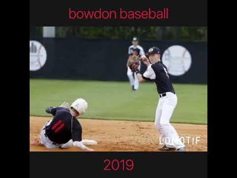 Bowdon high school baseball 2019