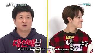 Video 171025 Weekly Idol Ep 326 [Eng Sub] - Samuel x Jung Sewoon x MXM x JBJ download MP3, 3GP, MP4, WEBM, AVI, FLV Maret 2018