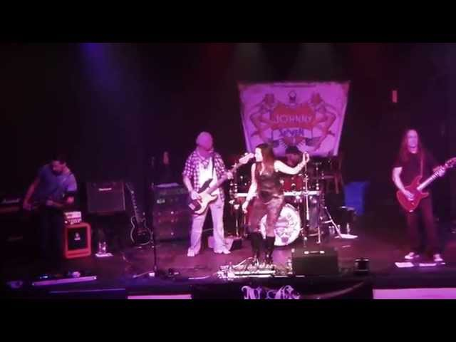 Heartbreaker live at Caerphilly Workman's Hall, 17/10/14
