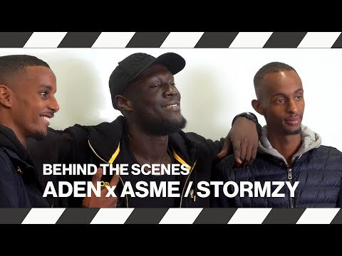 Aden x Asme / Stormzy - Behind the scenes, Way Out West 2019