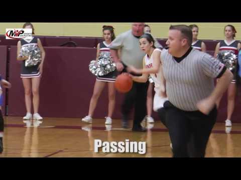 Kaia Williams: (2019) Point Guard for Ponder High School, TX (Sophomore Season)