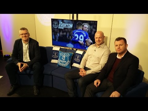 The Everton Show - Series 2, Episode 31 - Parkinson The Special Guest