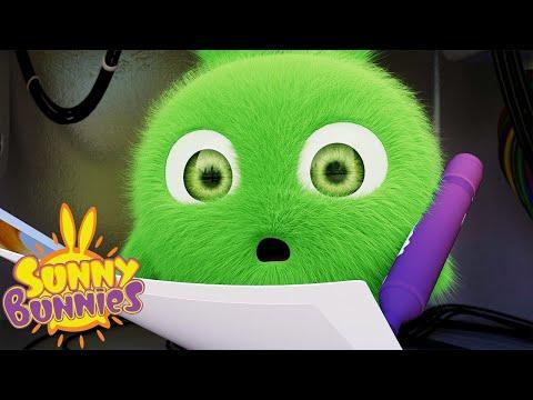 Cartoons For Children   SUNNY BUNNIES - PHOTOSHOP   Funny Cartoons For Children