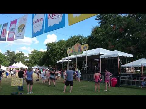 Festival Acadien and Creole 2016 - Zydeco Radio