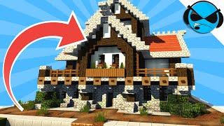minecraft farm medieval village build tutorial tutorials