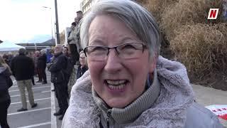 [CÉRÉMONIE] Viola Amherd a été fêtée à Sion ce jeudi après-midi.