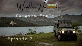 All-girls trip to Himachal Pradesh in Caravans | Wonder Women Pool Trip Episode 2 | Carvaa India