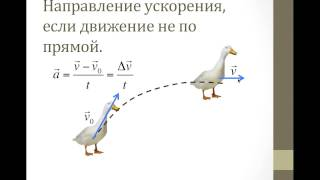 Механика равноускоренное движение лекция 4