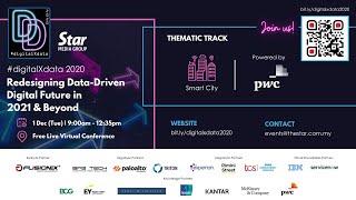 Day ONE [Morning]: #digitalXdata 2020 (1 Dec, Tuesday)