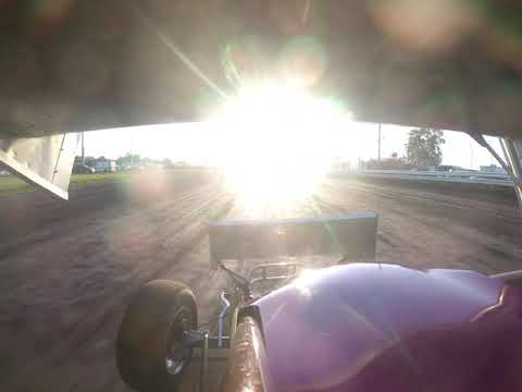 Lee County Speedway 305 Sprints Hot Laps 8/23/19