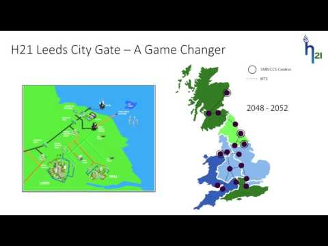 The H21 Leeds City Gate project - Converting gas grids to hydrogen