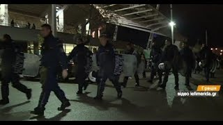 На фанатов Динамо в Афинах напали русские