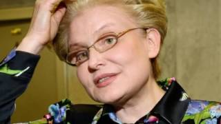 Елена Малышева вышла из себя во время прямого эфира