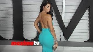 Suelyn Medeiros   2014 MAXIM HOT 100 Party   Red Carpet Fashion @SuelynMedeiros