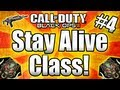 """★Black Ops 2 """"BEST STAY ALIVE CLASS"""" - Full Setup! (Call of Duty Black Ops 2 Multiplayer Gameplay)"""