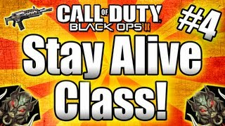 black ops 2 best stay alive class full setup call of duty black ops 2 multiplayer gameplay