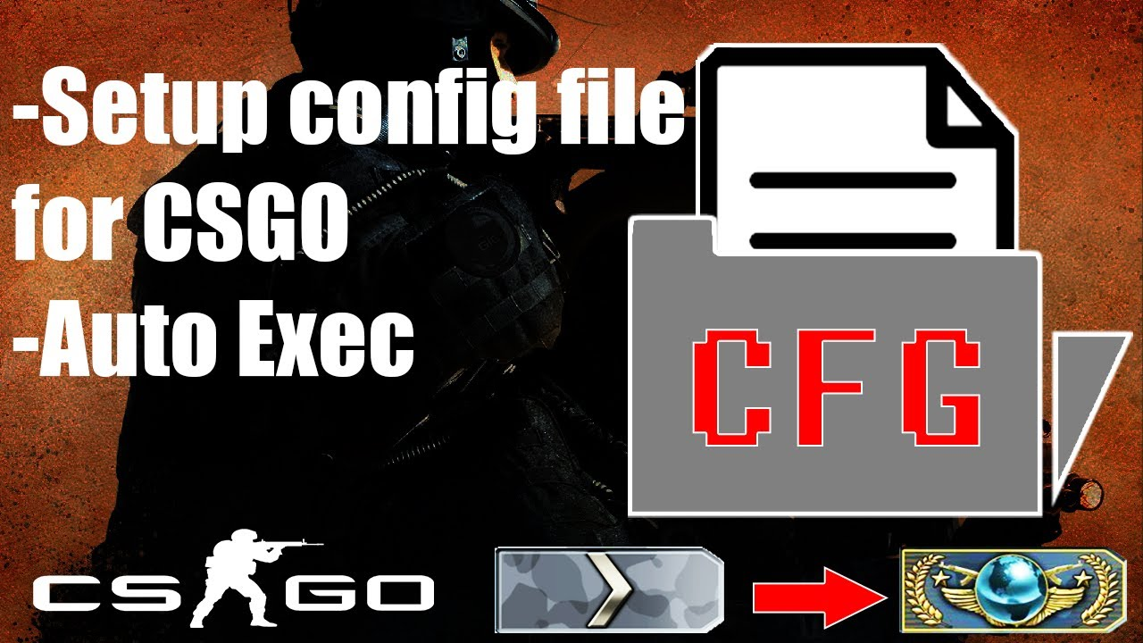 where to find csgo config file