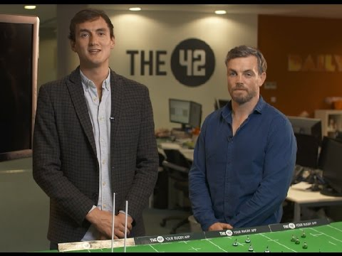 The42 Rugby Show: Murray Kinsella and Ian Dowling on facing the haka again