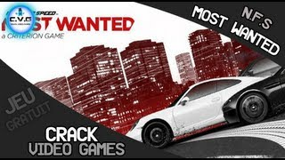 [Crack] Télécharger NEED FOR SPEED MOST WANTED gratuitement