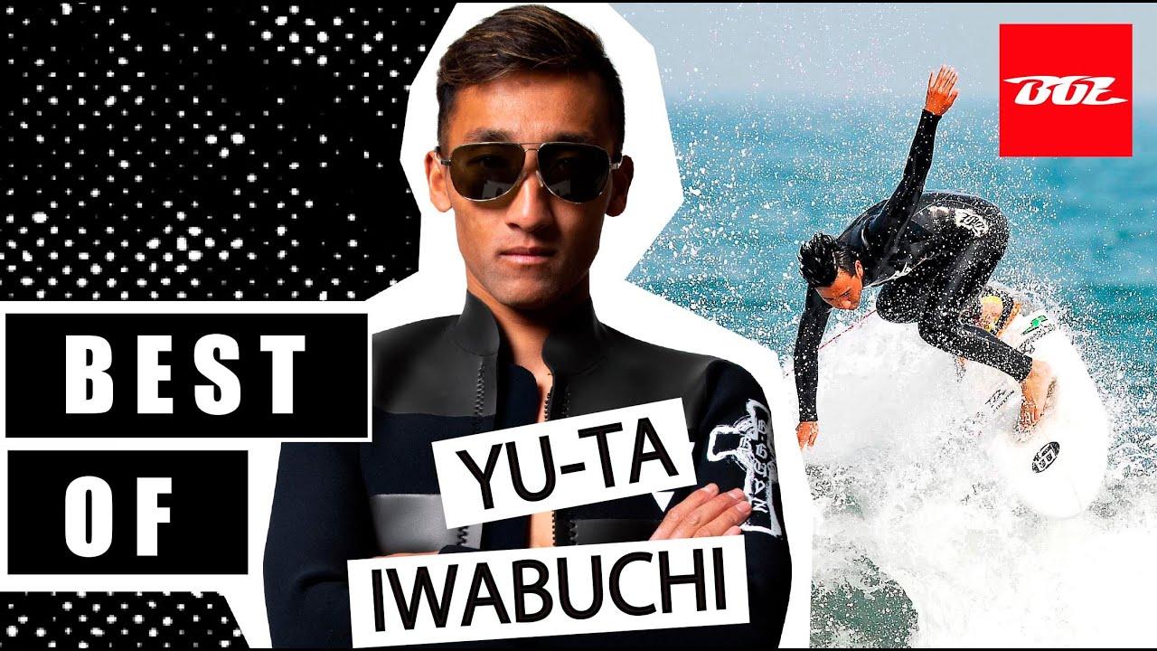 【SURF】YU-TA IWABUCHI【ウェットスーツ】