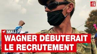 Mali : le groupe de mercenaires russes, Wagner, débuterait le recrutement, selon Le Figaro • RFI