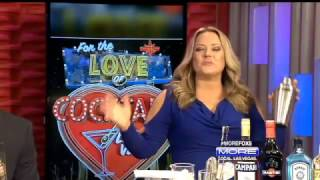 Tony Abou-Ganim visits Fox 5 to talk For the Love of Cocktails 2017
