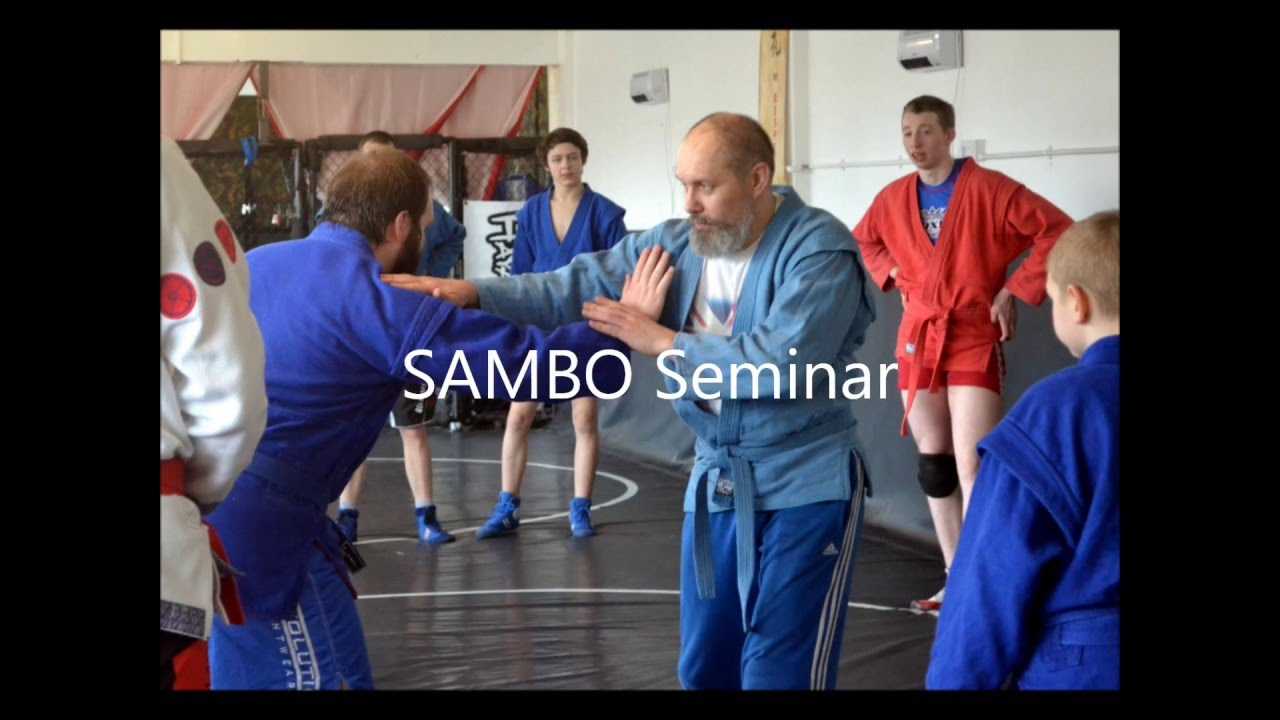 What is useful lessons Sambo