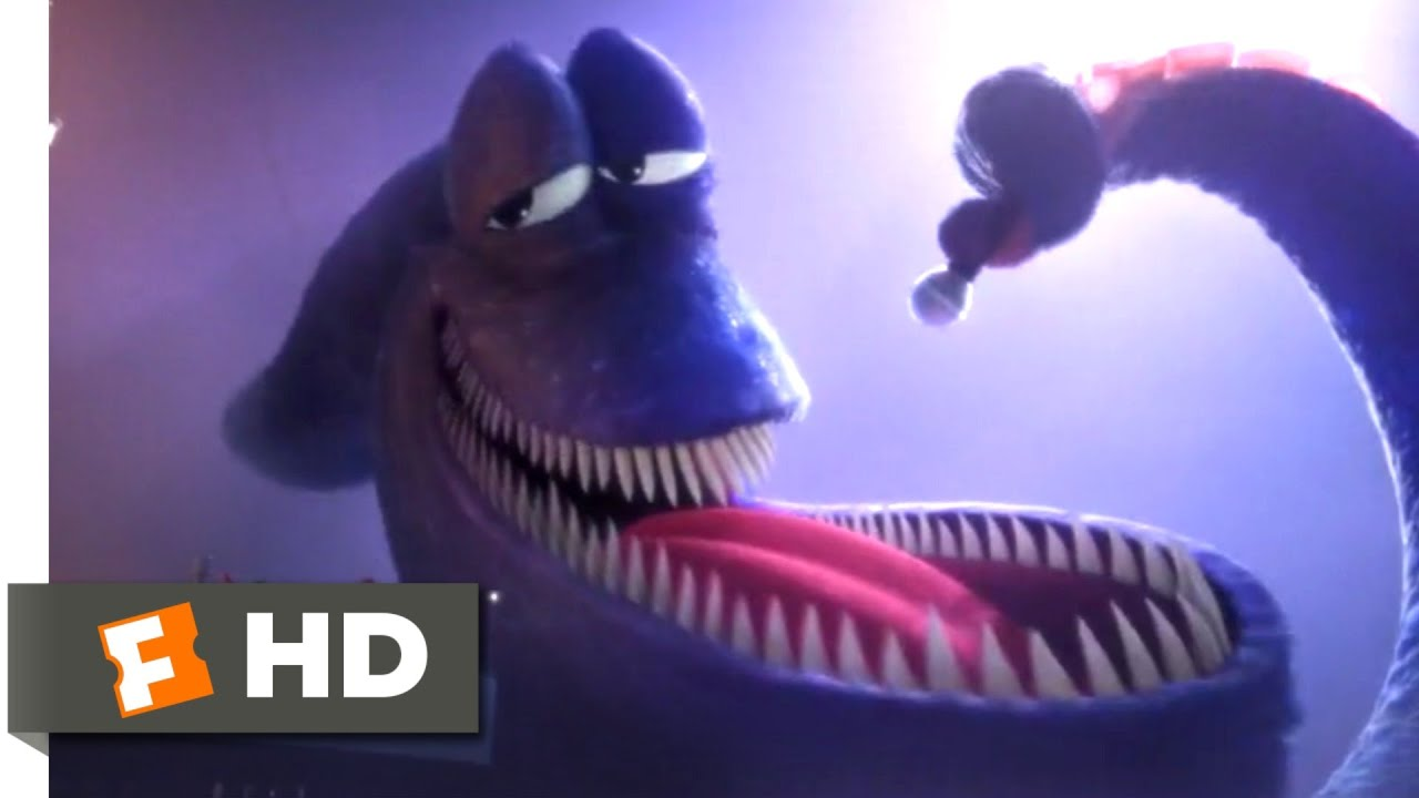 Hotel Transylvania 3 Summer Vacation The Kraken Sings Scene Fandango Family Youtube