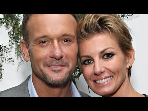 The Truth About Faith Hill And Tim McGraw's Marriage