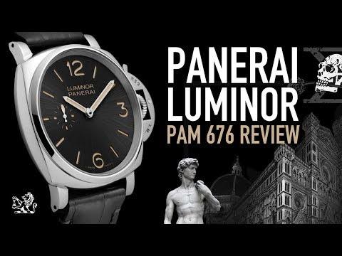 Panerai Luminor Due PAM 676: How An Italian Watch Became A Swiss Icon