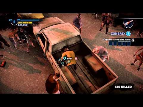 Lets Play - Dead Rising 2:Case Zero (Episode Three)  