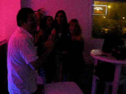 karaoke vannity