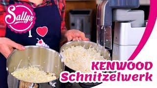 Kenwood Schnitzelwerk // Cooking Chef Gourmet