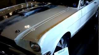 1965 Ford Mustang Shelby GT 350 Barnfind!