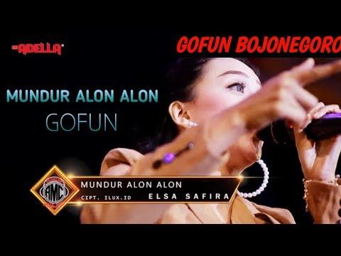 Mundur Alon Alon Elsa Safira Gofun Bojonegoro